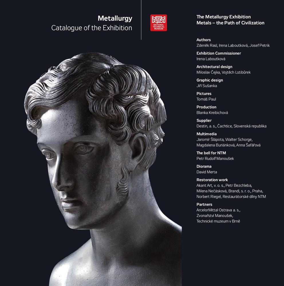Catalogue of the Exhibition - Metallurgy